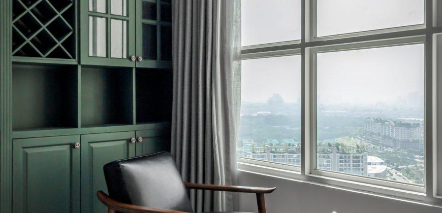 Bán/Cho thuê Duplex penthouse SADORA SALA – Quận 2 170m2 View Sông cực đẹp