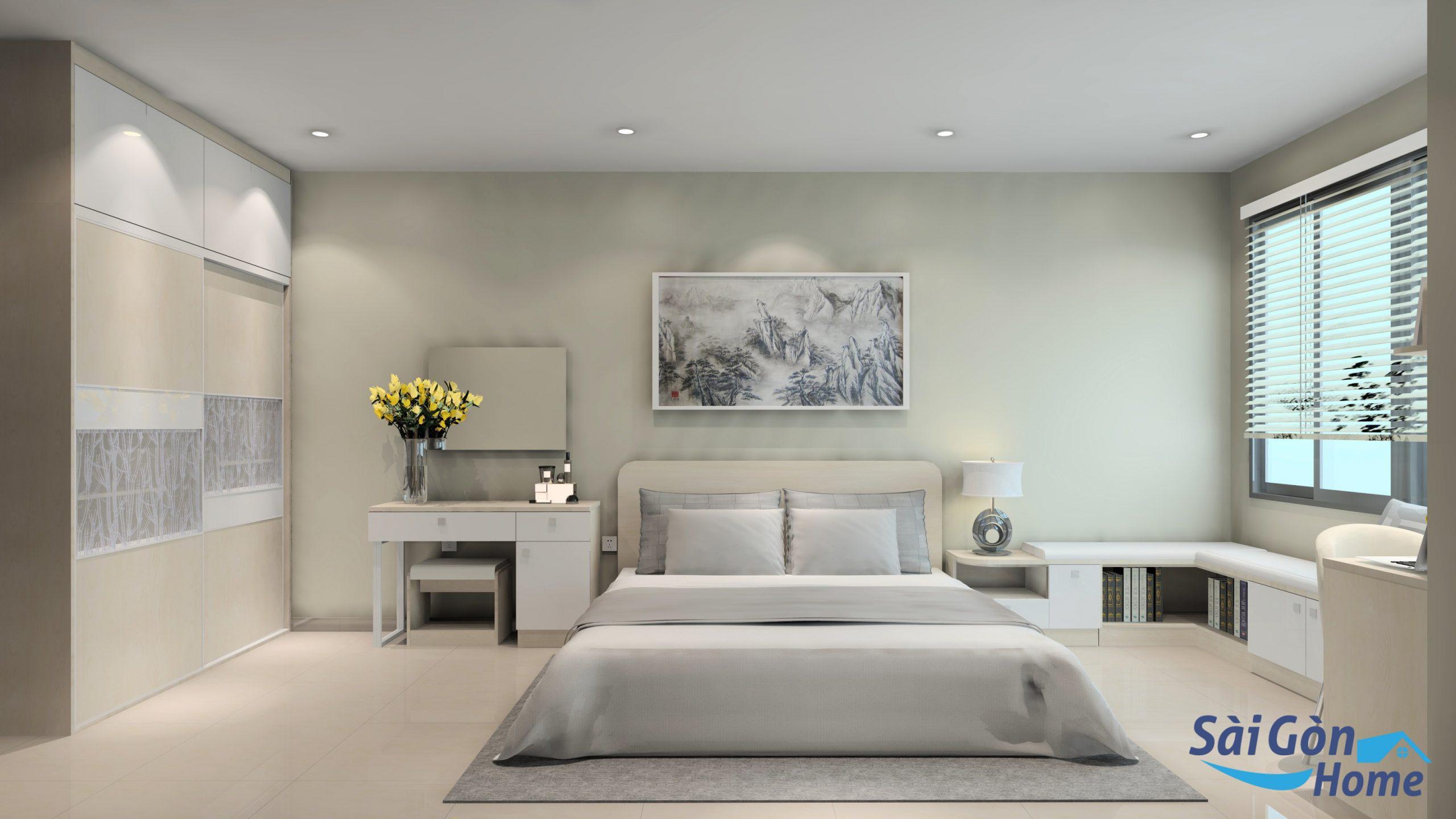 Phòng ngủ chuẩn phong thủy giúp mang lại giấc ngủ ngon