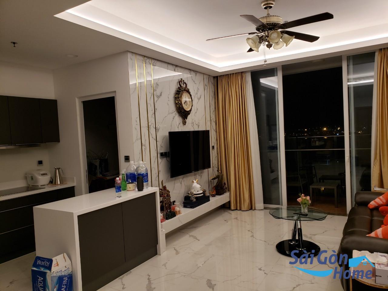 Căn hộ 3 phòng Sarina Sala Cho thuê đầy đủ nội thất view đẹp
