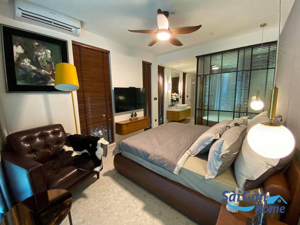 Duplex Feliz en Vista cho thuê 2pn full nội thất cao cấp