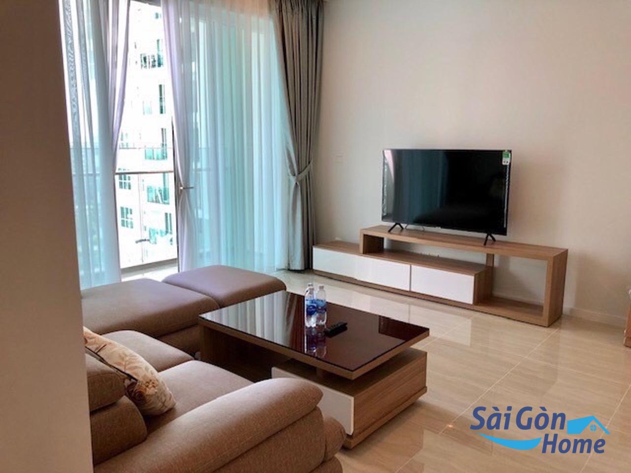 Sadora sala 3 phòng 120m2. full nội thất, view đẹp giá tốt