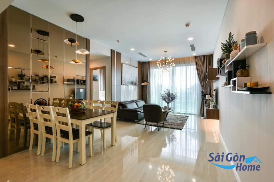 Cho thuê/bán Căn hộ Sadora Sala 2 phòng ngủ 88m2 ĐỦ nội thất
